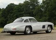 1955 Mercedes-Benz 300SL Alloy Gullwing - image 478516