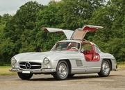 1955 Mercedes-Benz 300SL Alloy Gullwing - image 478514