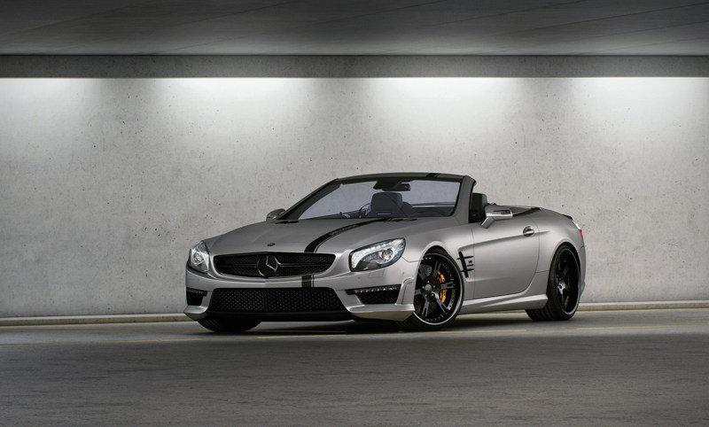 "2013 Mercedes SL63 AMG ""Seven-11"" by Wheelsandmore"