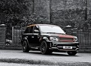Range Rover RS300 Vesuvius Edition by Kahn Design