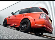 2012 Range Rover SC Kahn RS600 Copper Metallic by Kahn Design - image 476319
