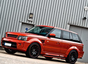Range Rover SC Kahn RS600 Copper Metallic by Kahn Design