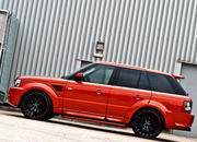 2012 Range Rover SC Kahn RS600 Copper Metallic by Kahn Design - image 476322