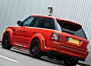 2012 Range Rover SC Kahn RS600 Copper Metallic by Kahn Design - image 476318