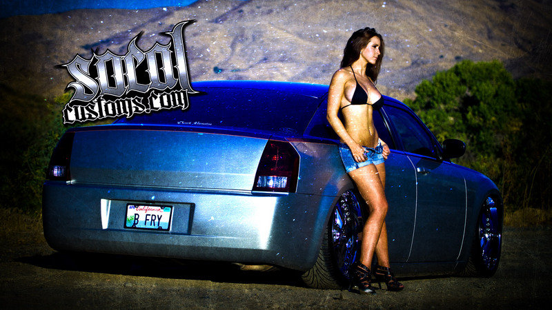SoCal Custom drops the bomb on its latest ladies photo gallery