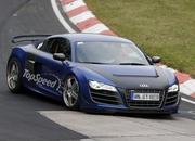 Spy shots: Audi testing special R8 GT - image 477161