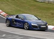 Spy shots: Audi testing special R8 GT - image 477162