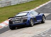 Spy shots: Audi testing special R8 GT - image 477166