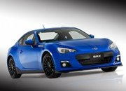 Subaru BRZ with STI Upgrades