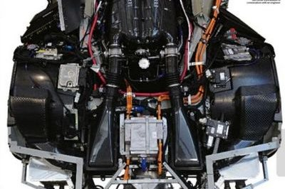 Take a look under the hood of the next Ferrari F70
