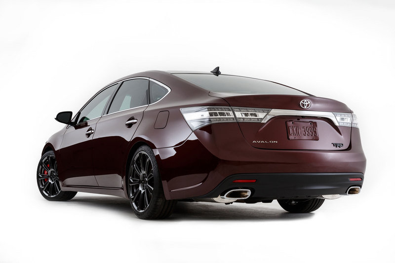 2013 Toyota Avalon TRD Edition High Resolution Exterior - image 479374