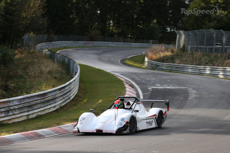 Toyota Breaks its Own Electric Vehicle Record at the Nurburgring and Sneaks into the Top-15 Times