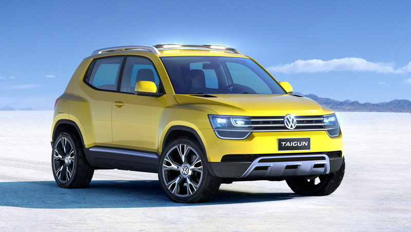 2012 Volkswagen Taigun High Resolution Exterior Wallpaper quality - image 478821