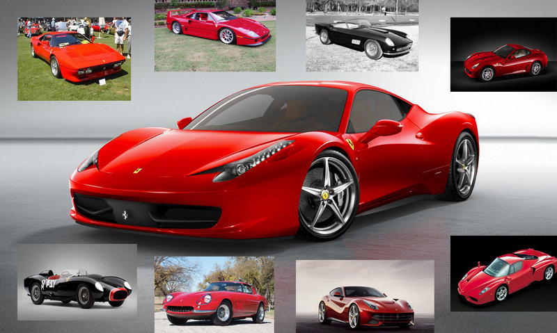 10 Most Desirable Ferraris Of All Time