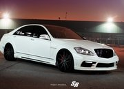 "Mercedes S-Class ""Project Amadeus"" by SR Auto Group"