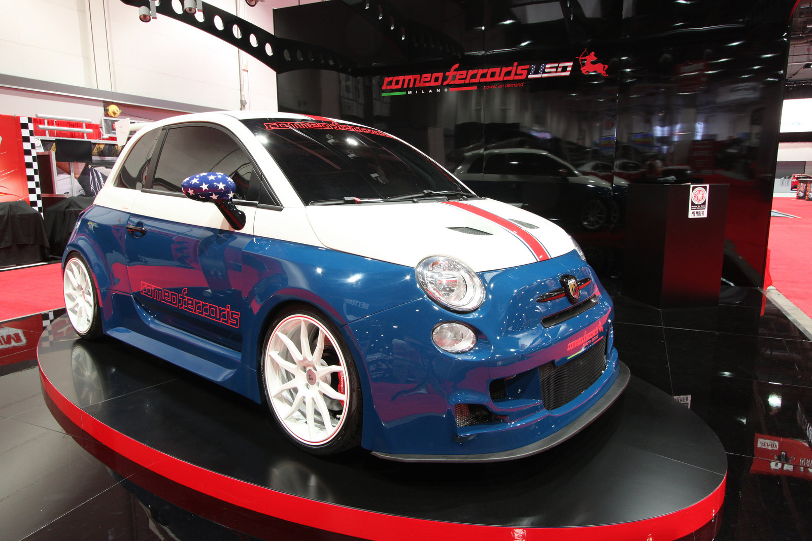 2013 Fiat 500 Abarth Cinquone Stradale By Romeo Ferraris | Top Speed
