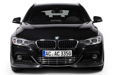 2013 BMW 3-Series Touring with M-Sport Package by AC Schnitzer