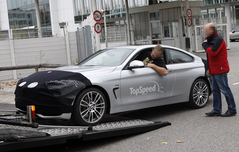 BMW 4-Series Coupe Concept to debut at 2013 Detroit Show