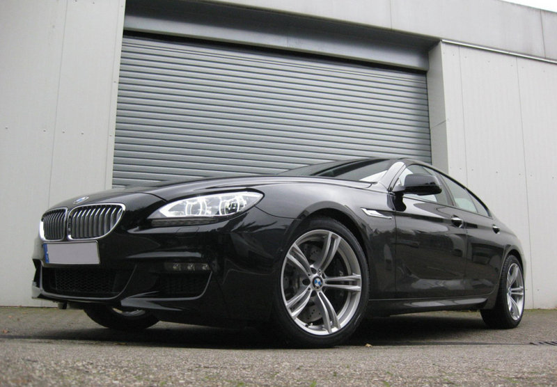 2013 BMW 650xi Gran Coupe by Manhart Racing