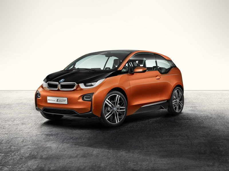 2013 BMW i3 Concept Coupe