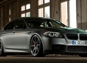 BMW M5 MH5 S Biturbo by Manhart Racing