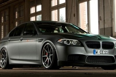 2013 BMW M5 MH5 S Biturbo by Manhart Racing Exterior - image 483962