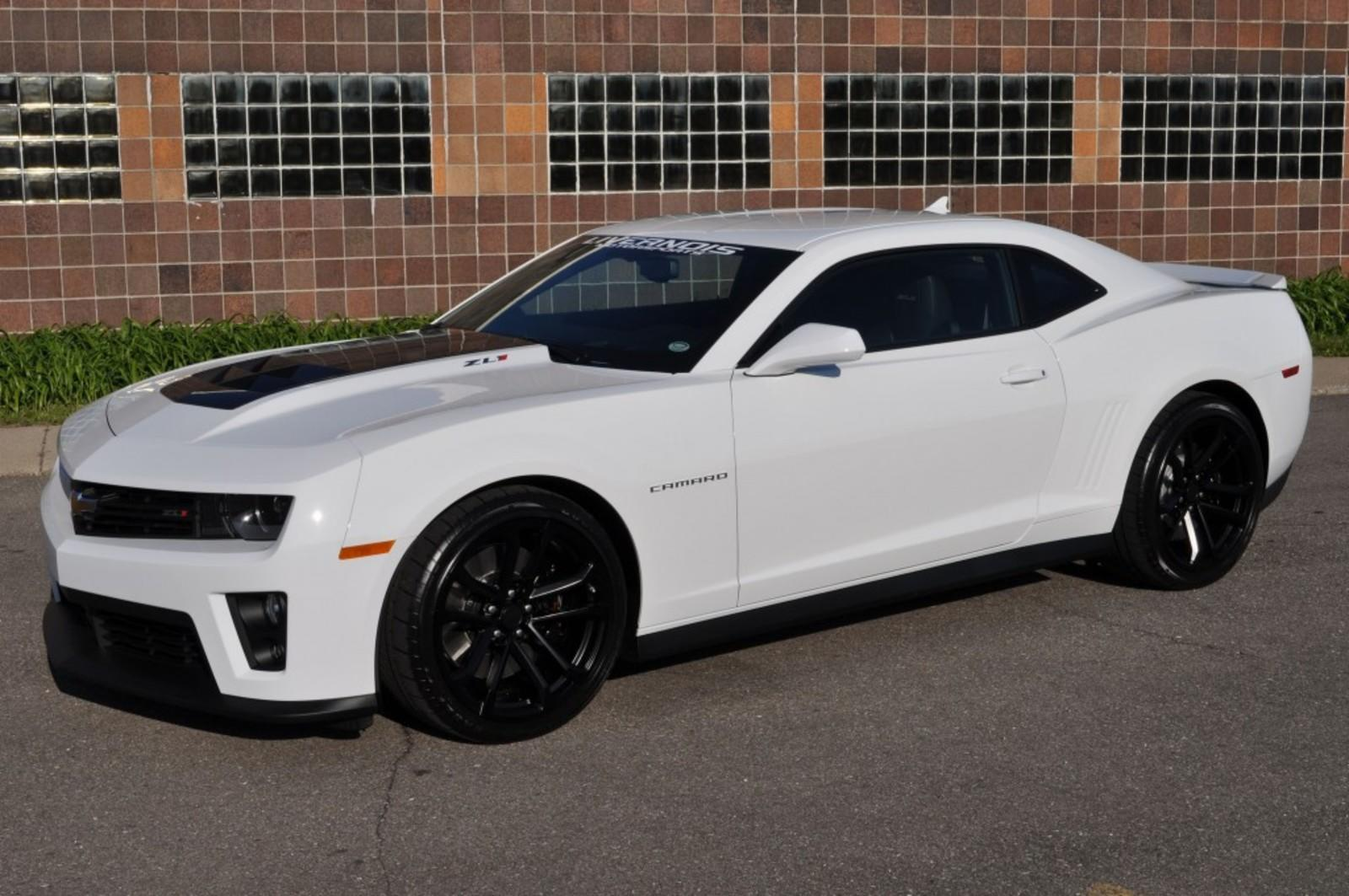 2013 Chevrolet Camaro Zl1 By Livernois Motorsports Review Top Speed