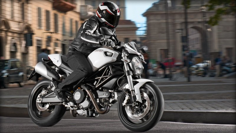 2013 Ducati Monster 696 20th Anniversary High Resolution Exterior Wallpaper quality - image 482275