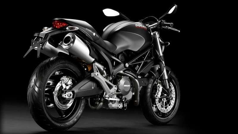 2013 Ducati Monster 696 20th Anniversary High Resolution Exterior - image 482277