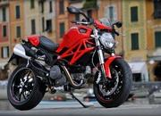 2013 Ducati Monster 796 20th Anniversary - image 482309