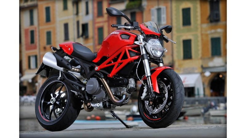 2013 Ducati Monster 796 20th Anniversary High Resolution Exterior - image 482309