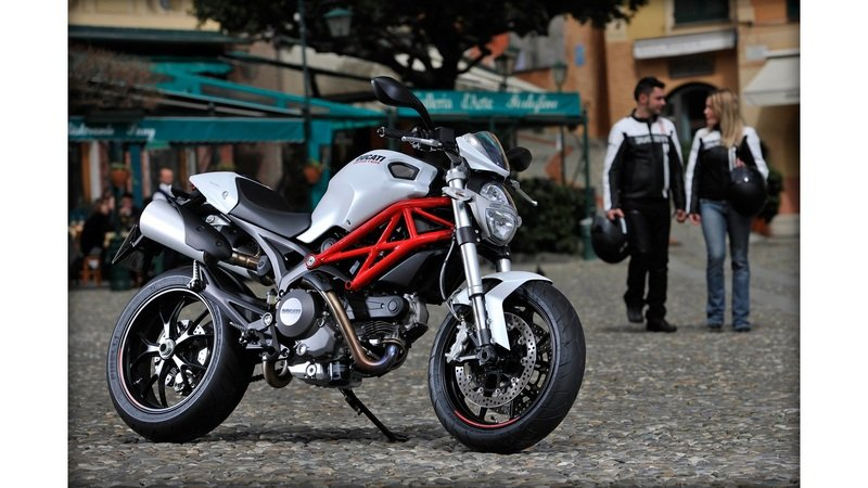 2013 Ducati Monster 796 20th Anniversary High Resolution Exterior - image 482315