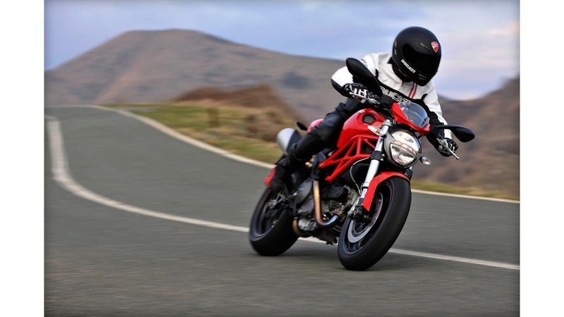 2013 Ducati Monster 796 20th Anniversary High Resolution Exterior - image 482303