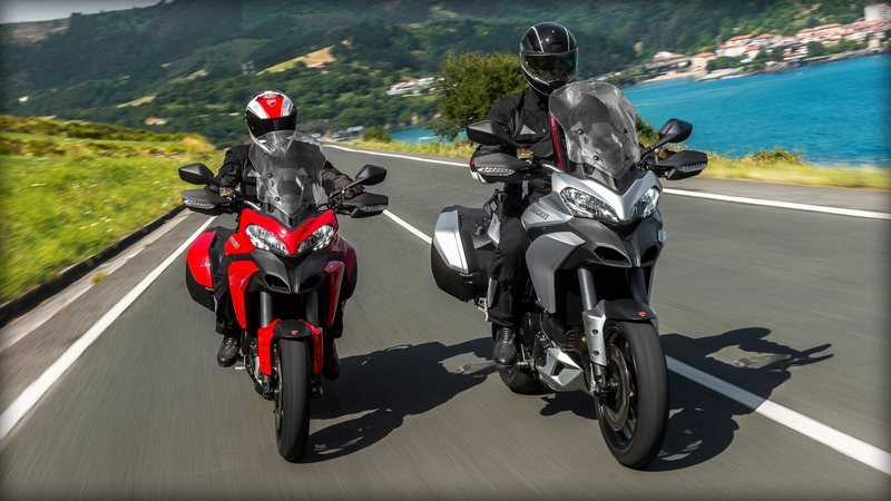 2013 Ducati Multistrada 1200 S Touring High Resolution Exterior - image 482823