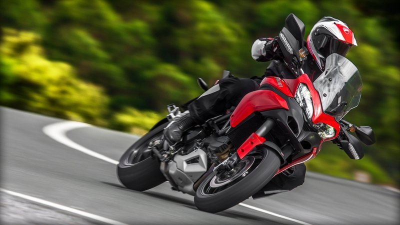 2013 Ducati Multistrada 1200 S Touring High Resolution Exterior - image 482827