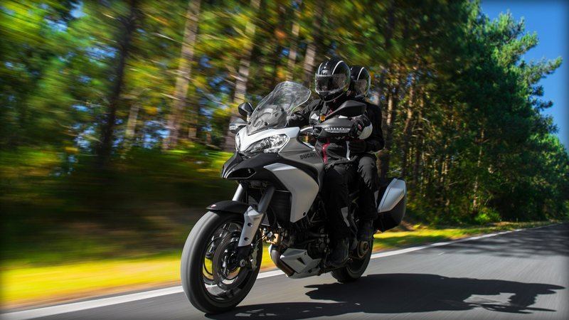 2013 Ducati Multistrada 1200 S Touring High Resolution Exterior - image 482822
