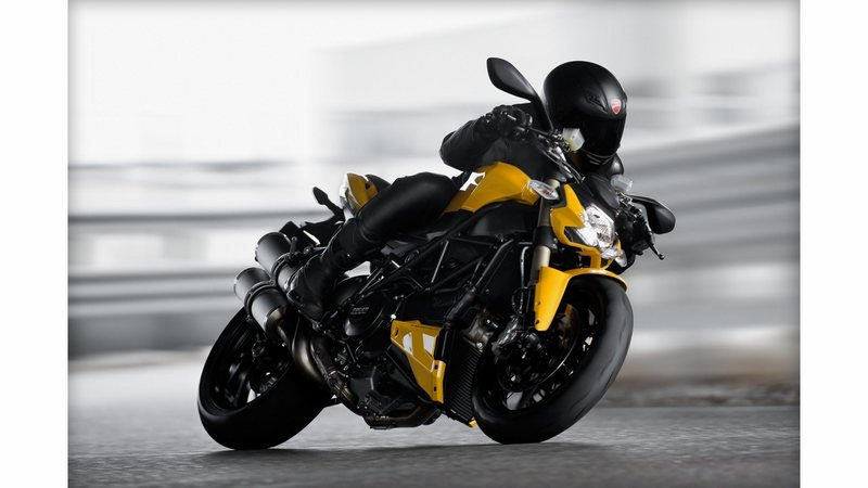 2013 Ducati Streetfighter 848 High Resolution Exterior - image 482882
