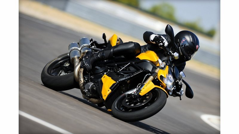 2013 Ducati Streetfighter 848 High Resolution Exterior - image 482883