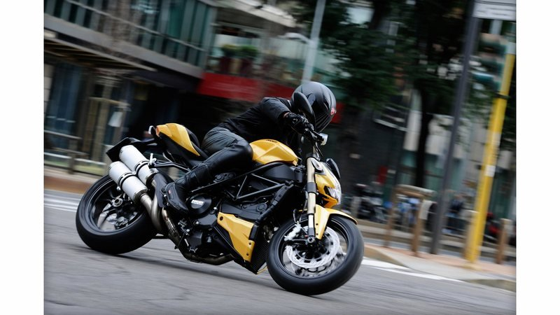 2013 Ducati Streetfighter 848 High Resolution Exterior - image 482884