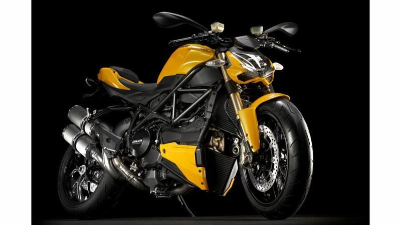 2013 Ducati Streetfighter 848 High Resolution Exterior - image 482875