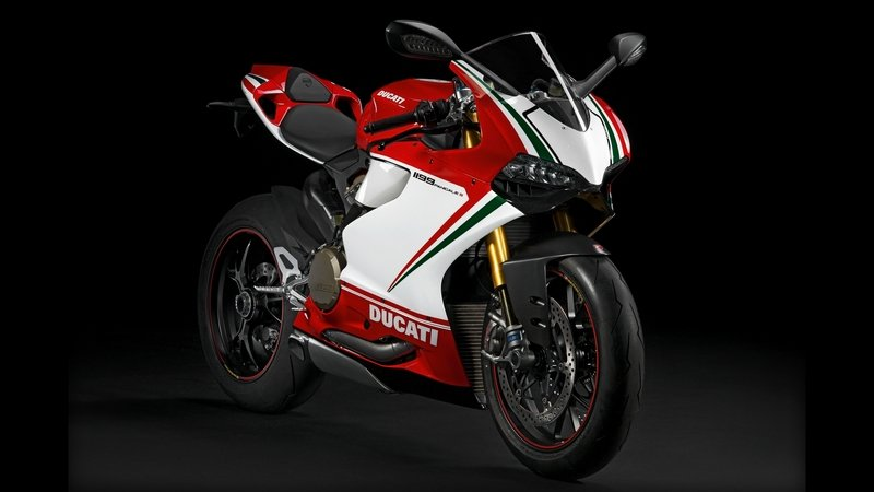 2013 Ducati Superbike 1199 Panigale S Tricolore High Resolution Exterior - image 483292