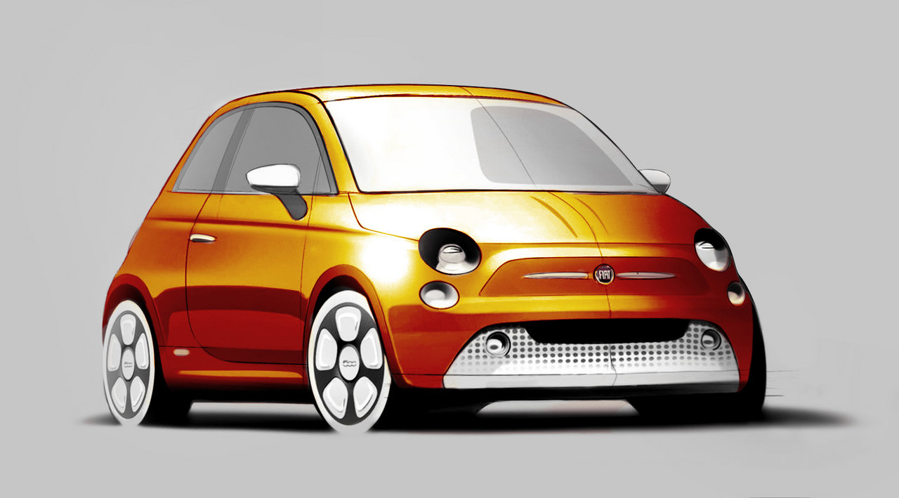 2014 fiat 500e picture 484638 car review top speed. Black Bedroom Furniture Sets. Home Design Ideas