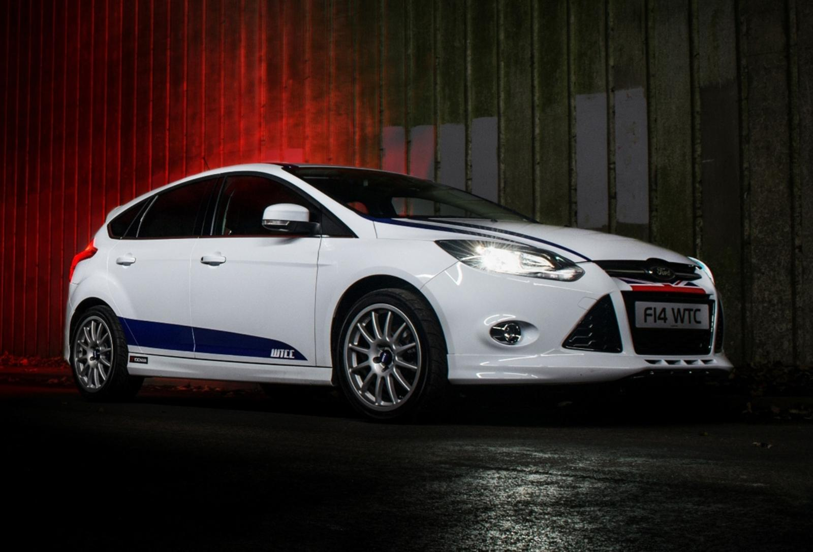 2013 ford focus wtcc limited edition review