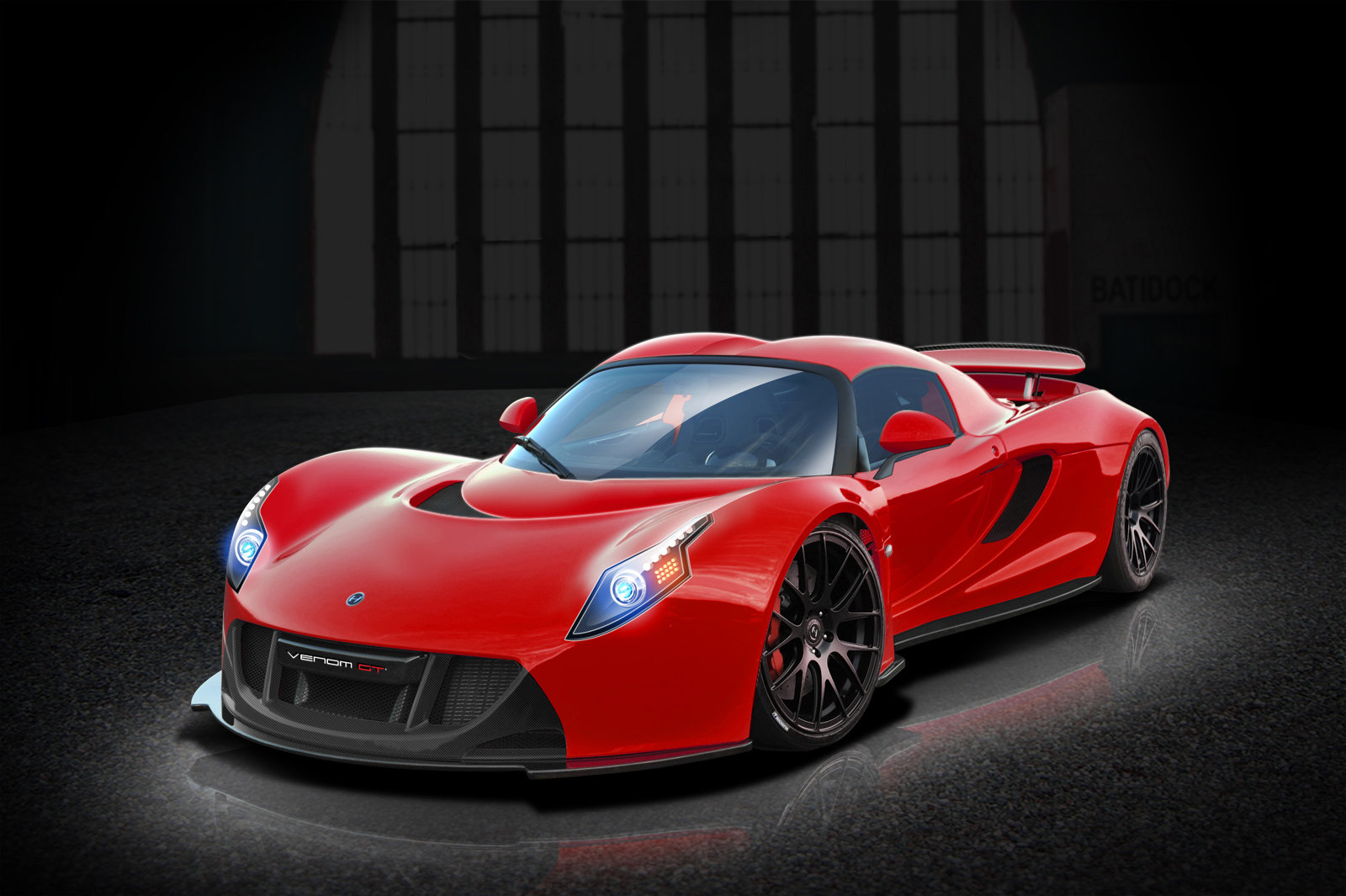 Hennessey Venom GT Reviews, Specs & Prices - Top Speed