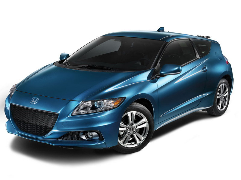 2013 Honda CR-Z High Resolution Exterior - image 482575