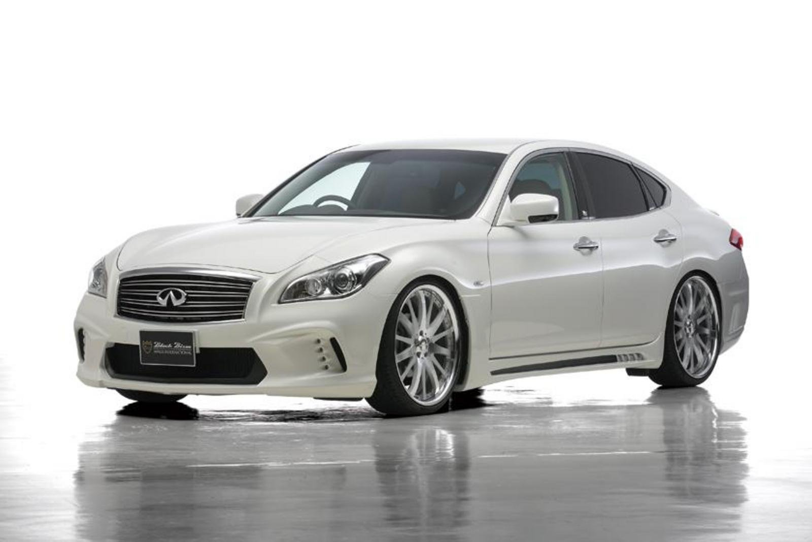 2013 Infiniti M Black Bison By Wald International Review