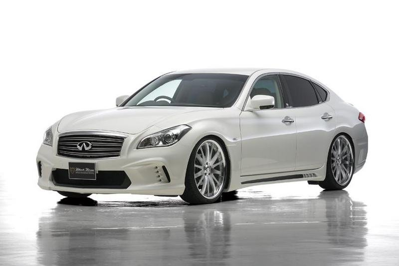 2013 Infiniti M Black Bison by Wald International