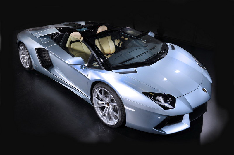 Buy a Home In Dubai and Get a Lamborghini Aventador for Free