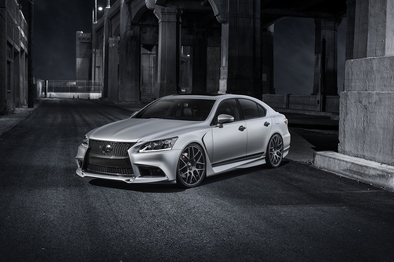 2013 Lexus LS 460 F Sport By Five Axis