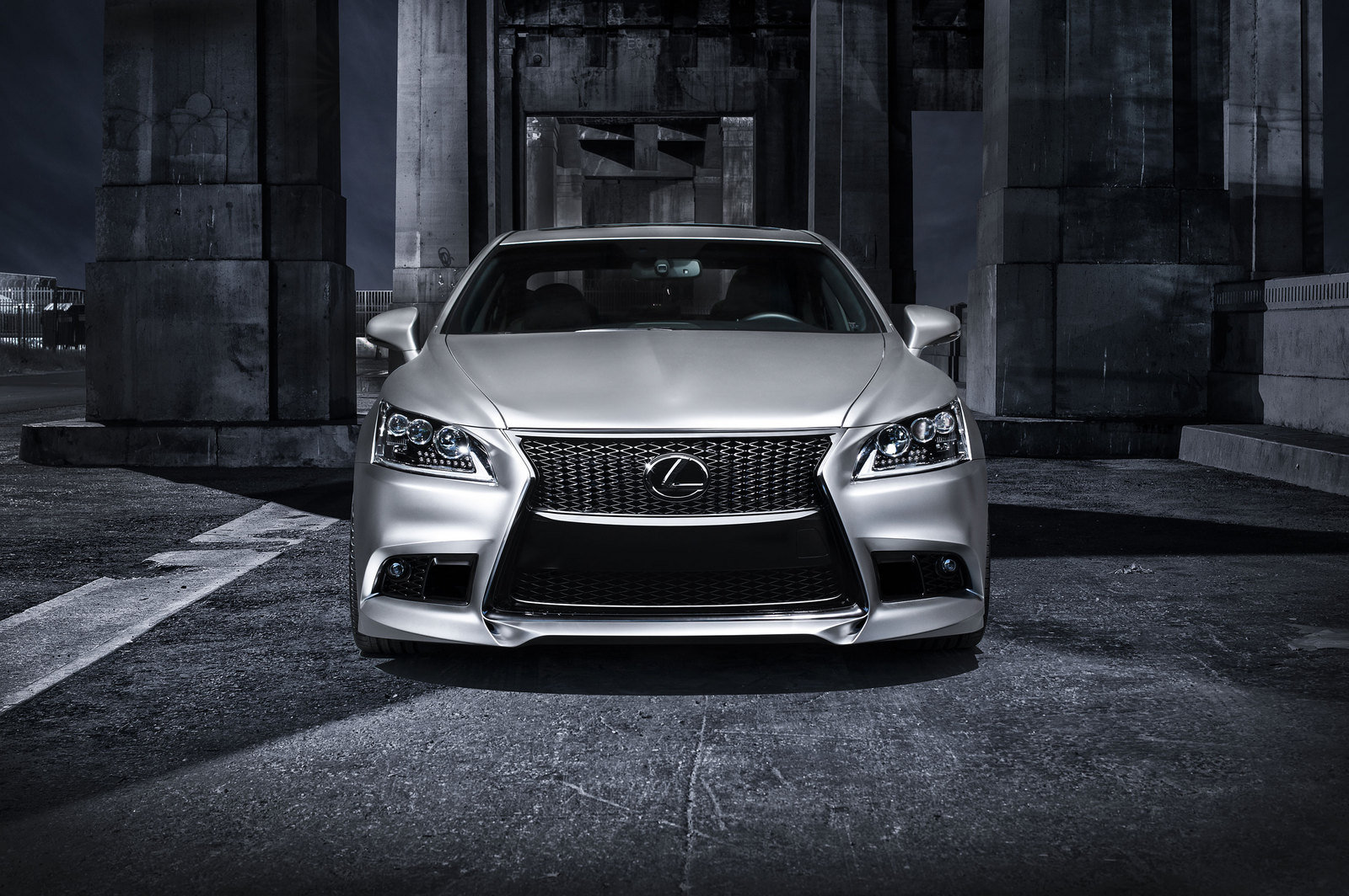 2013 lexus ls 460 f sport by five axis picture 481000 car review top speed. Black Bedroom Furniture Sets. Home Design Ideas